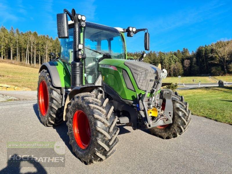 Traktor des Typs Fendt 313 Vario, Gebrauchtmaschine in Kronstorf (Bild 1)