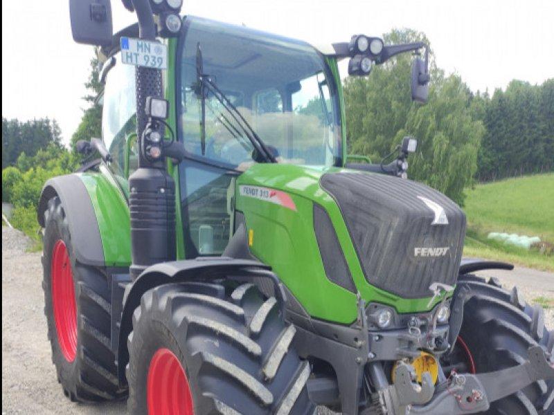 Traktor des Typs Fendt 313 Vario, Gebrauchtmaschine in Kirchheim  (Bild 1)
