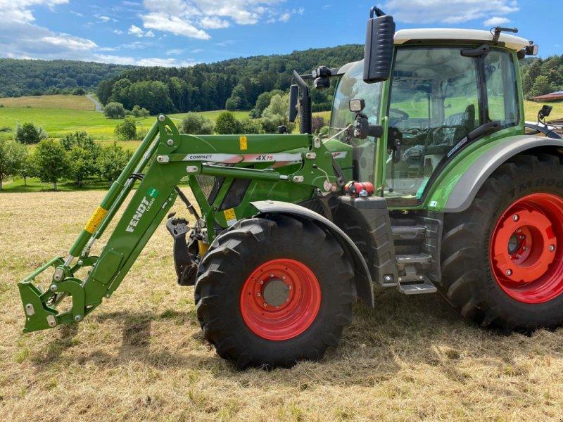 Traktor des Typs Fendt 313 Vario, Neumaschine in Ebermannstadt (Bild 1)