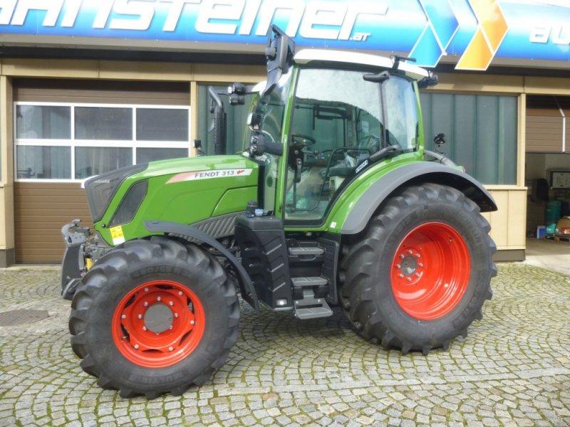 Traktor des Typs Fendt 313Vario Profi Vollausstattung, Vorführmaschine in Ebensee (Bild 1)