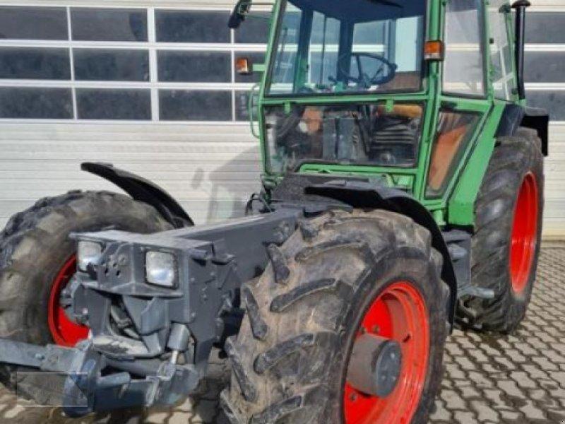 Traktor des Typs Fendt 380 GTA, Gebrauchtmaschine in Kleinlangheim (Bild 1)