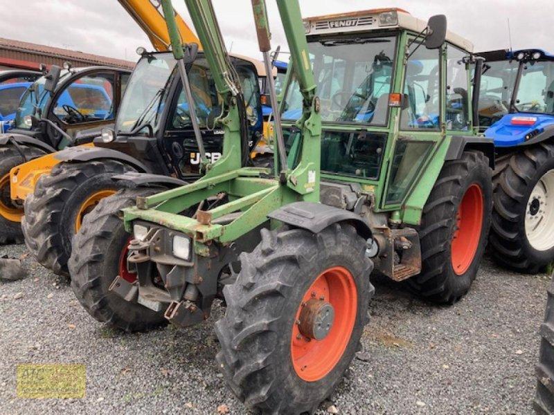 Traktor des Typs Fendt 380 GTA, Gebrauchtmaschine in Groß-Gerau (Bild 1)