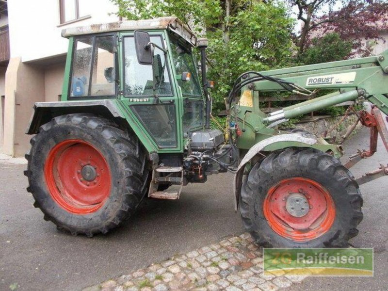 Traktor tipa Fendt 380, Gebrauchtmaschine u Waldshut-Tiengen (Slika 1)