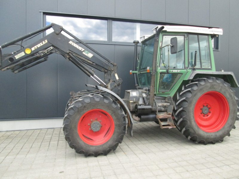 Traktor του τύπου Fendt 395 GTA, Gebrauchtmaschine σε Wülfershausen an der Saale (Φωτογραφία 1)