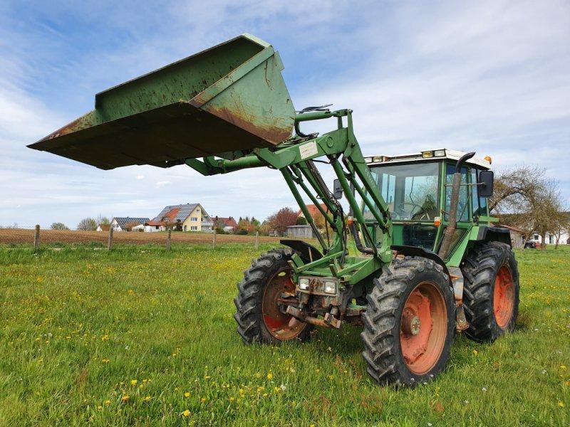Traktor des Typs Fendt 395 GTA, Gebrauchtmaschine in Autenried (Bild 1)