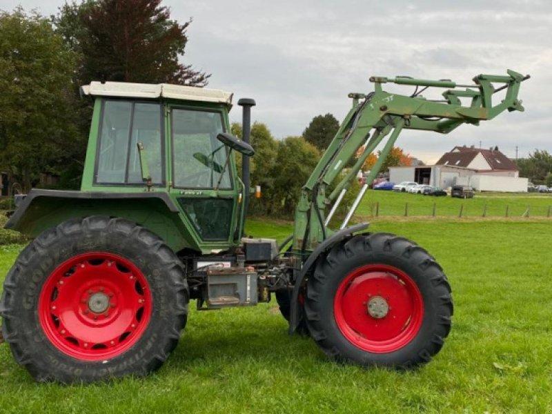 Traktor a típus Fendt 395 GTA, Gebrauchtmaschine ekkor: Autenried (Kép 1)
