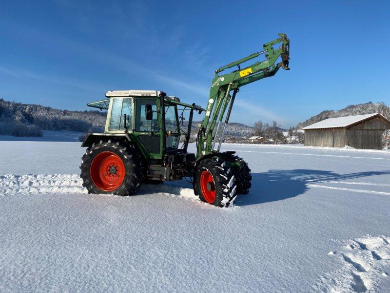 Traktor des Typs Fendt 395 GTA, Gebrauchtmaschine in Obergünzburg (Bild 1)