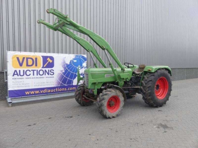 Traktor a típus Fendt 3S, Gebrauchtmaschine ekkor: Deurne (Kép 1)