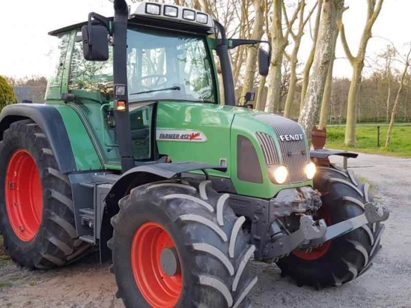 Traktor des Typs Fendt 409 410 411 412 309 310 311 312, Gebrauchtmaschine in Bergen op Zoom (Bild 1)