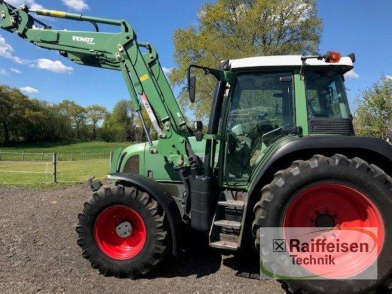 Bild Fendt 409 Vario Farmer Fendt Cargo 4X 75