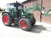 Traktor типа Fendt 410 Vario mit FH, FZW und Frontlader, Gebrauchtmaschine в Schwabach