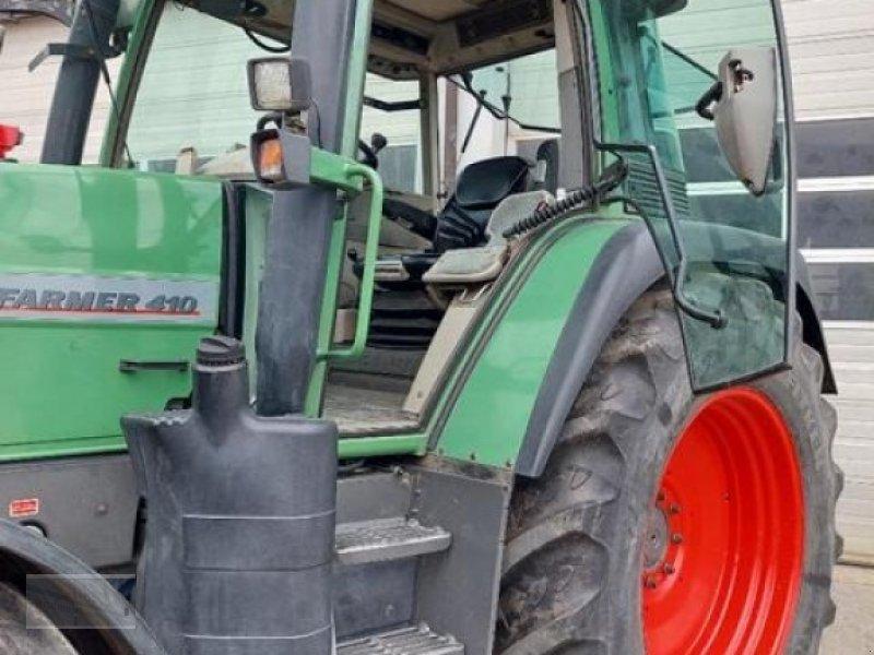Traktor des Typs Fendt 410 Vario, Gebrauchtmaschine in Kleinlangheim - Atzhausen (Bild 6)