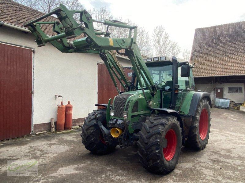 Traktor типа Fendt 410 Vario, Gebrauchtmaschine в Neustadt (Фотография 1)
