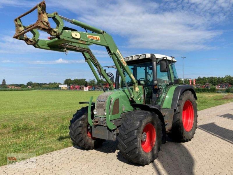Traktor des Typs Fendt 410 VARIO, Gebrauchtmaschine in Oyten (Bild 1)