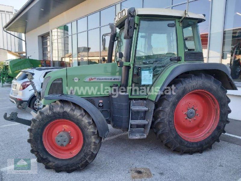 Traktor типа Fendt 410 VARIO, Gebrauchtmaschine в Klagenfurt (Фотография 1)