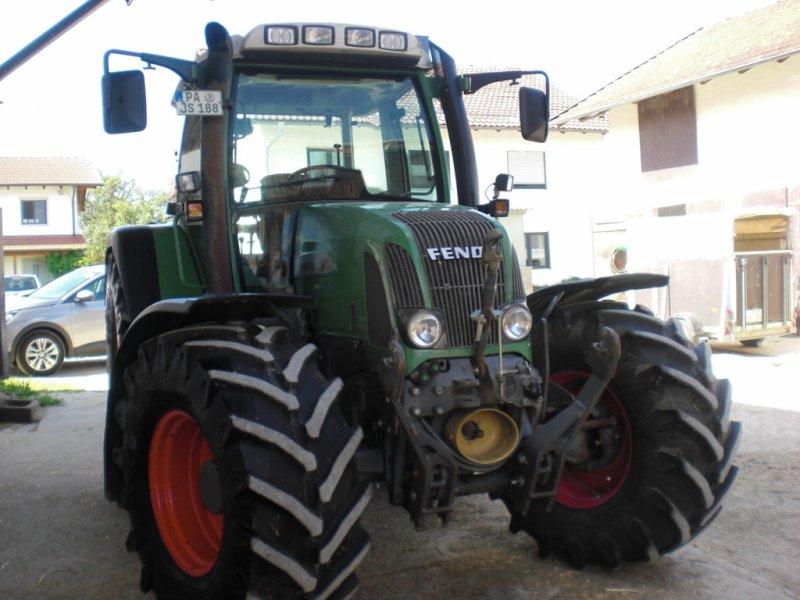 Traktor des Typs Fendt 410 Vario, Gebrauchtmaschine in Pocking (Bild 1)