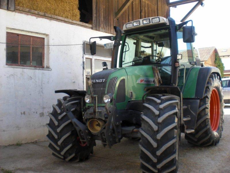Traktor des Typs Fendt 410 Vario, Gebrauchtmaschine in Pocking (Bild 2)