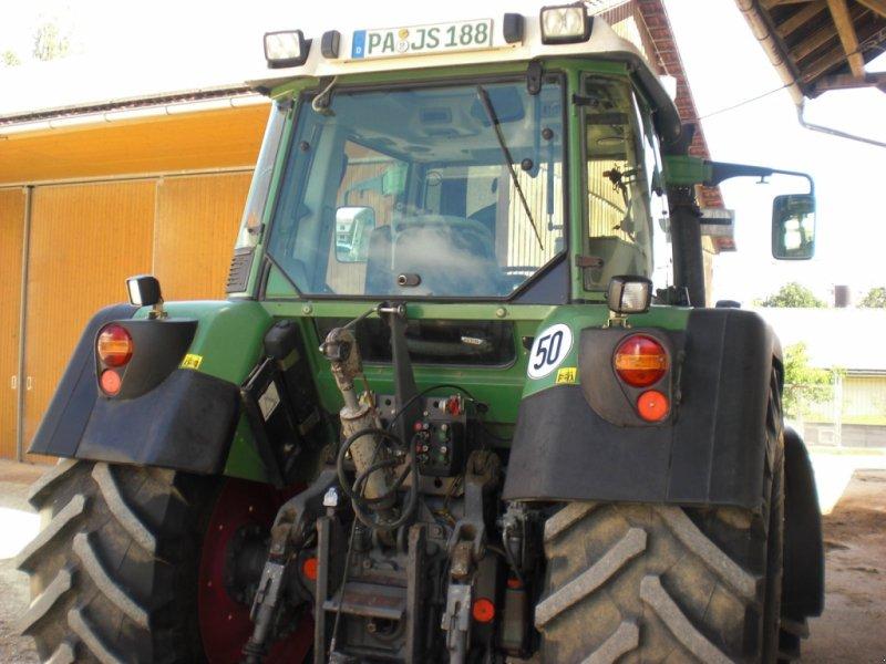Traktor des Typs Fendt 410 Vario, Gebrauchtmaschine in Pocking (Bild 3)