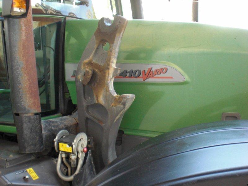 Traktor des Typs Fendt 410 Vario, Gebrauchtmaschine in Pocking (Bild 4)