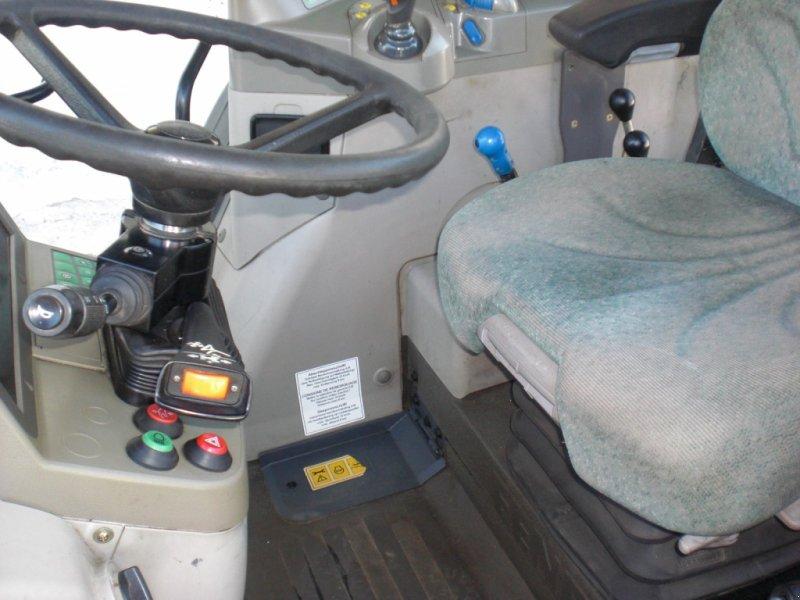 Traktor des Typs Fendt 410 Vario, Gebrauchtmaschine in Pocking (Bild 7)