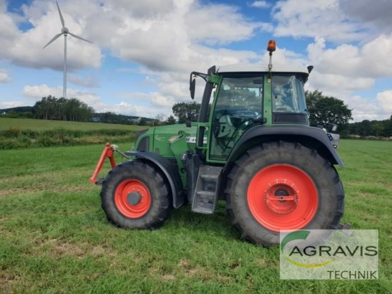 Traktor des Typs Fendt 411 VARIO TMS, Gebrauchtmaschine in Meppen-Versen (Bild 3)