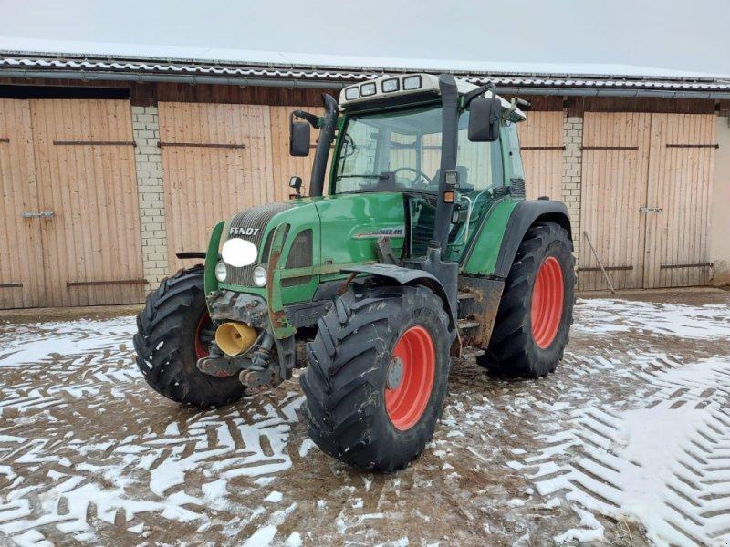 Traktor des Typs Fendt 411 Vario TMS, Gebrauchtmaschine in Weitramsdorf (Bild 1)