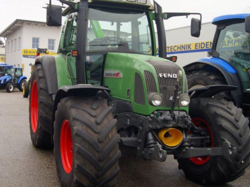 Traktor des Typs Fendt 411 Vario, Gebrauchtmaschine in Burgkirchen (Bild 10)