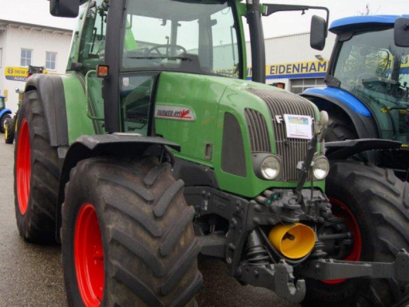 Traktor des Typs Fendt 411 Vario, Gebrauchtmaschine in Burgkirchen (Bild 6)