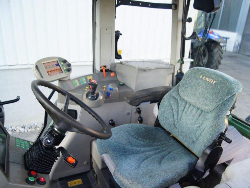 Traktor des Typs Fendt 411 Vario, Gebrauchtmaschine in Burgkirchen (Bild 1)