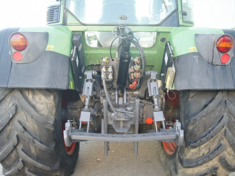 Traktor des Typs Fendt 411 Vario, Gebrauchtmaschine in Burgkirchen (Bild 9)