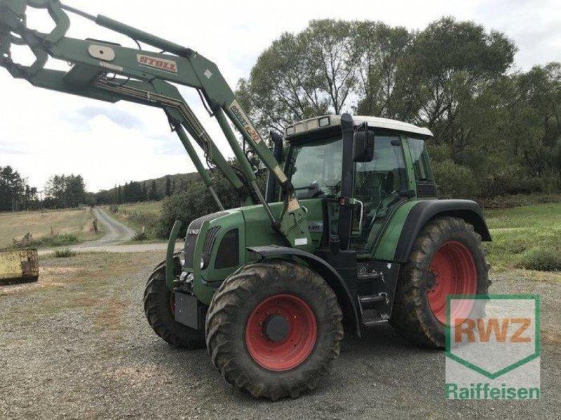 Traktor des Typs Fendt 411 Vario, Gebrauchtmaschine in Kusel (Bild 1)
