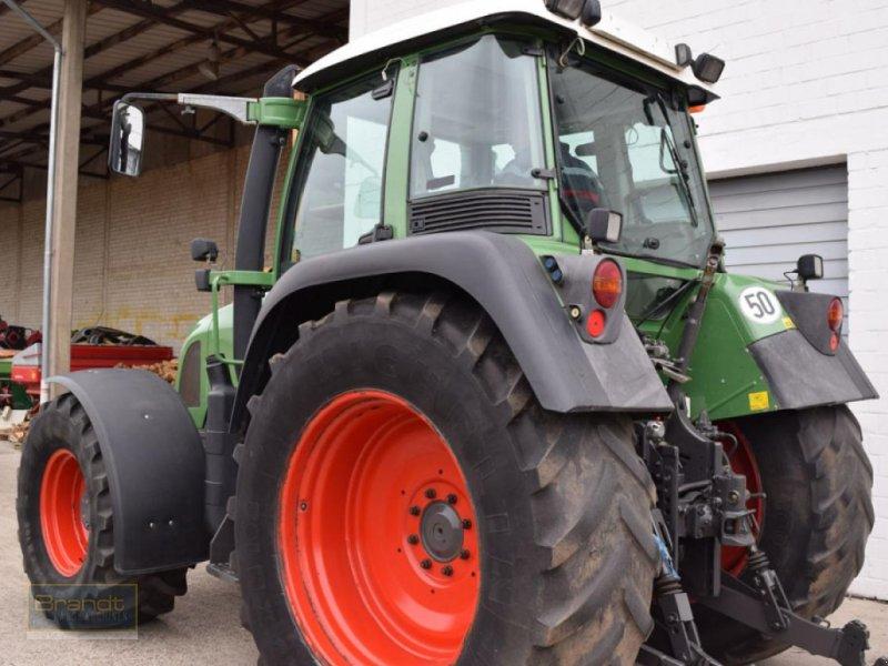 Traktor des Typs Fendt 411 Vario, Gebrauchtmaschine in Bremen (Bild 3)