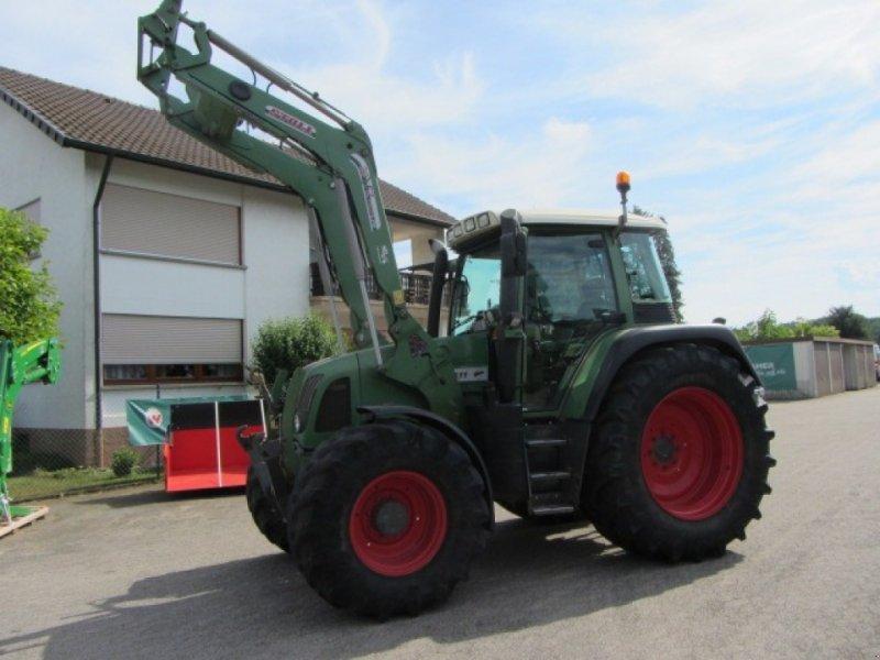 Traktor типа Fendt 411 Vario, Gebrauchtmaschine в Achern (Фотография 3)