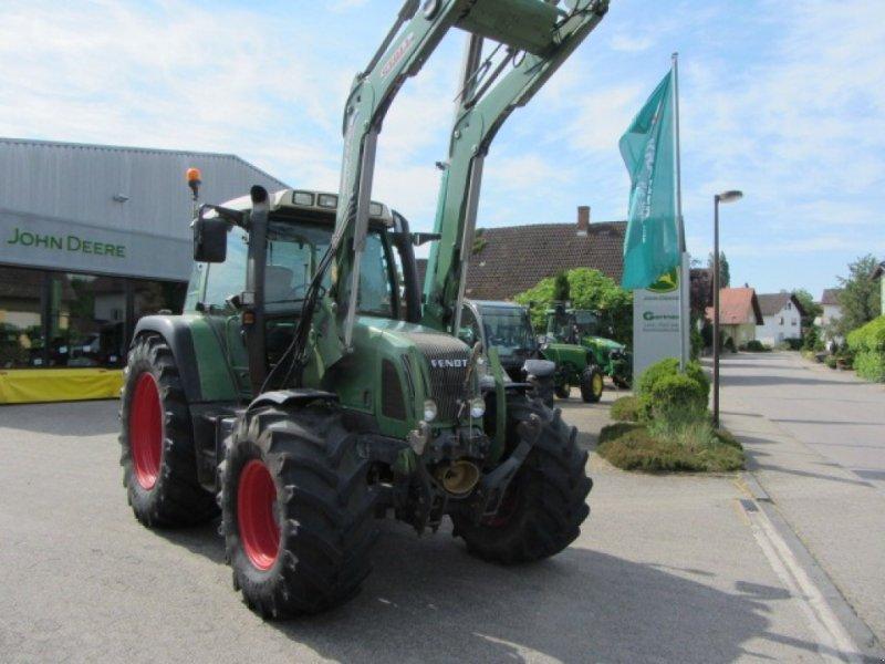 Traktor типа Fendt 411 Vario, Gebrauchtmaschine в Achern (Фотография 4)