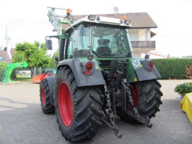 Traktor типа Fendt 411 Vario, Gebrauchtmaschine в Achern (Фотография 5)