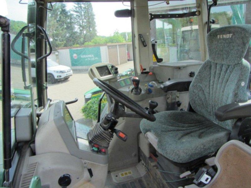 Traktor типа Fendt 411 Vario, Gebrauchtmaschine в Achern (Фотография 6)