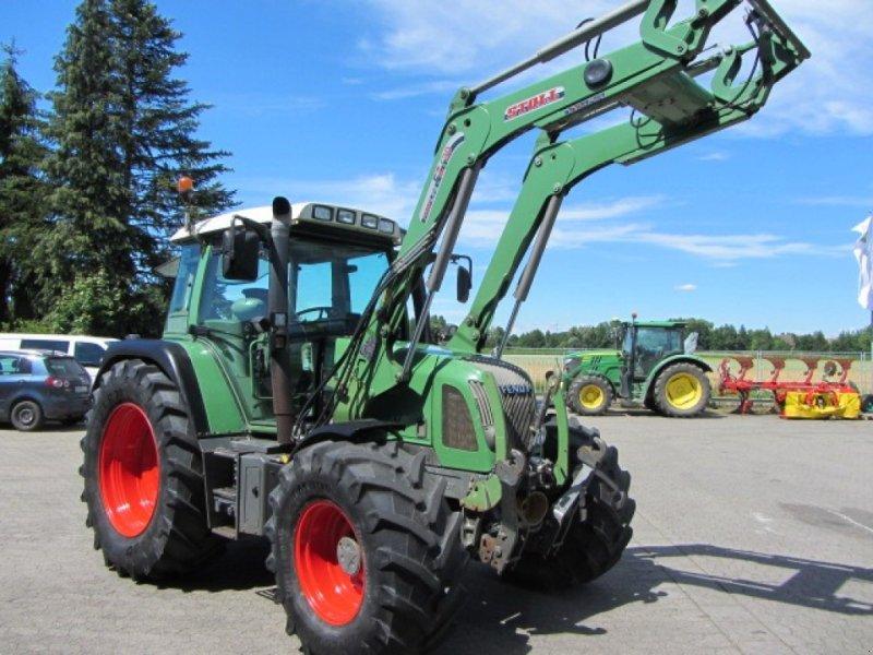 Traktor типа Fendt 411 Vario, Gebrauchtmaschine в Achern (Фотография 1)