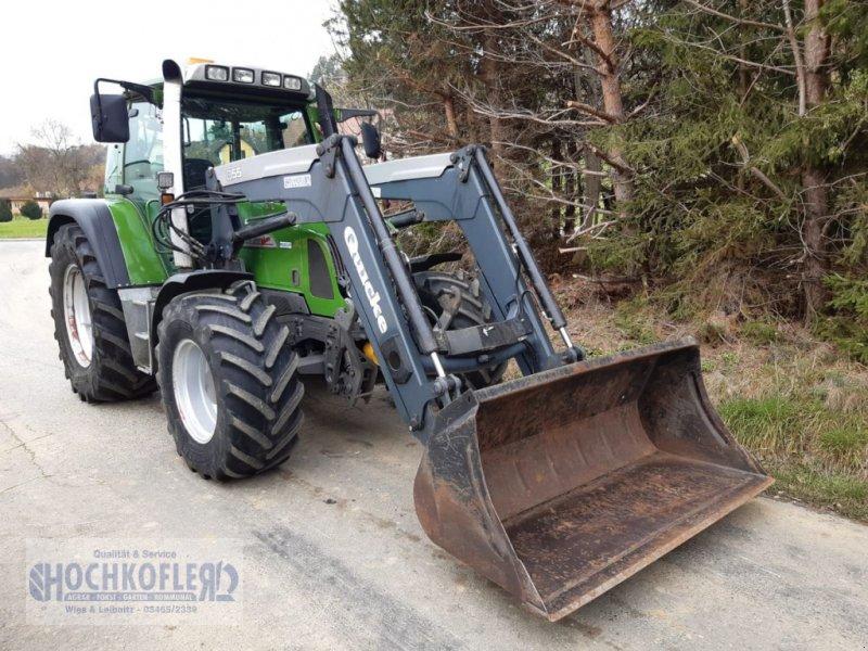 Traktor des Typs Fendt 411 Vario, Gebrauchtmaschine in Wies (Bild 1)