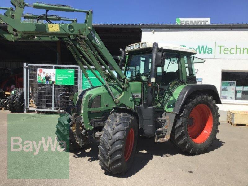 Traktor du type Fendt 411 VARIO, Gebrauchtmaschine en Eislingen (Photo 1)