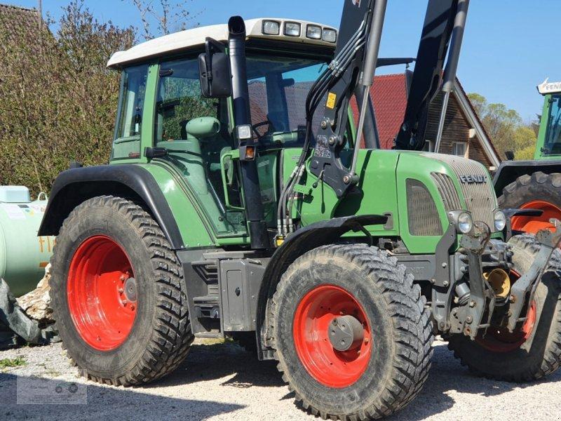 Traktor des Typs Fendt 411 Vario, Gebrauchtmaschine in Bühlerzell (Bild 1)