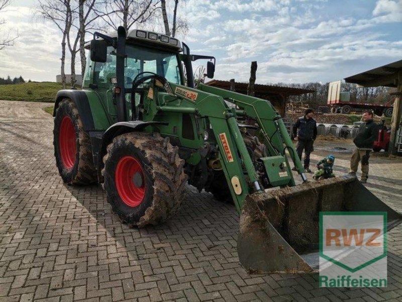 Traktor a típus Fendt 411 Vario, Gebrauchtmaschine ekkor: Langgöns (Kép 1)