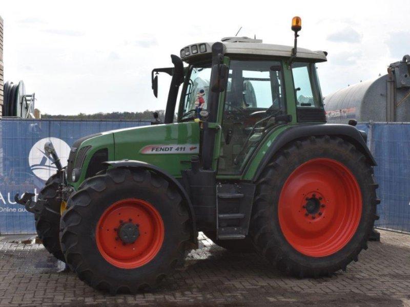 Traktor typu Fendt 411 Vario, Gebrauchtmaschine w Antwerpen (Zdjęcie 1)