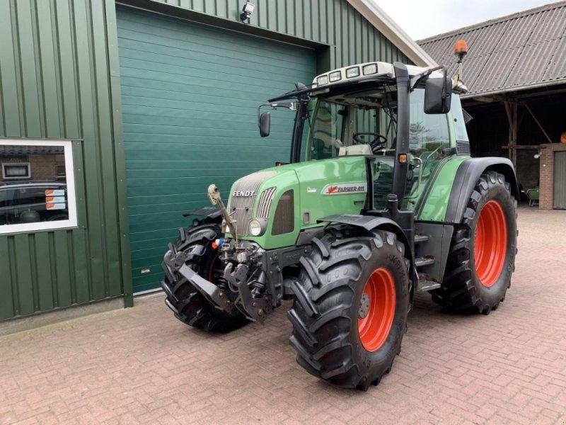 Traktor typu Fendt 411 Vario, Gebrauchtmaschine w Daarle (Zdjęcie 1)
