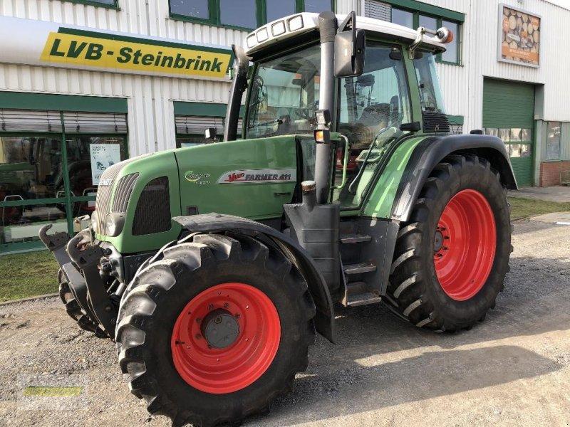 Traktor des Typs Fendt 411 Vario, Gebrauchtmaschine in Barsinghausen OT Groß Munzel (Bild 1)