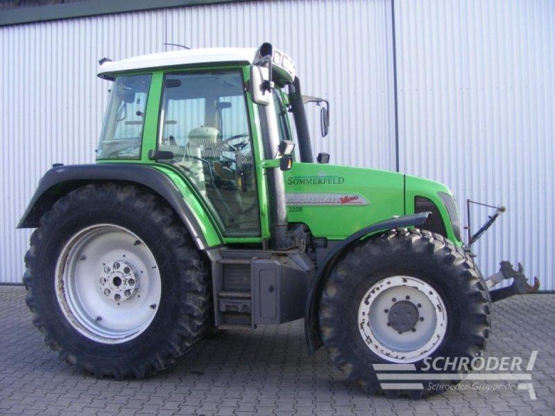 Traktor des Typs Fendt 411 Vario, Gebrauchtmaschine in Lastrup (Bild 1)