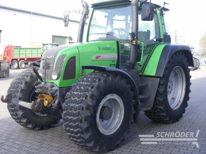 Traktor des Typs Fendt 411 Vario, Gebrauchtmaschine in Lastrup (Bild 3)