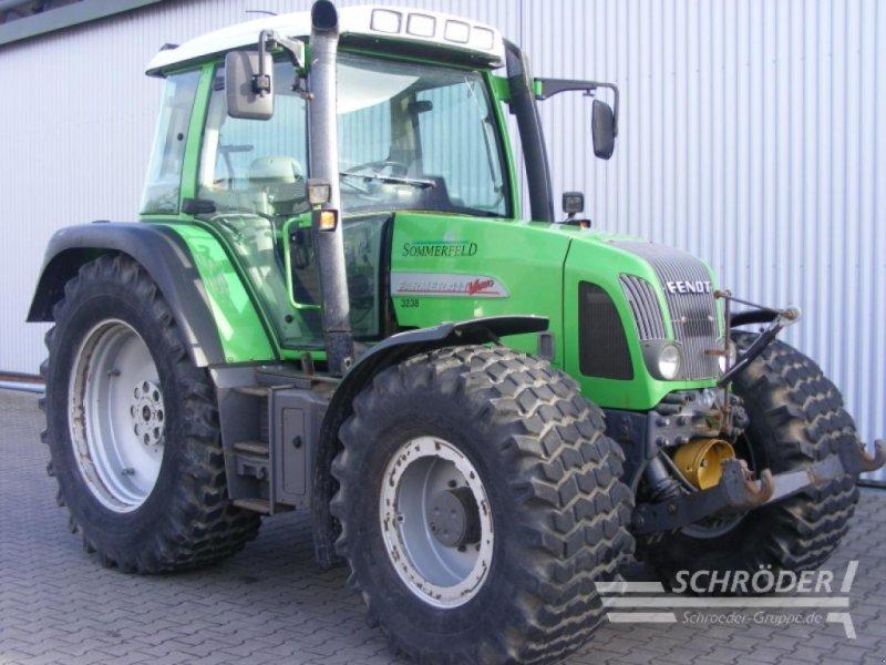 Traktor des Typs Fendt 411 Vario, Gebrauchtmaschine in Lastrup (Bild 2)