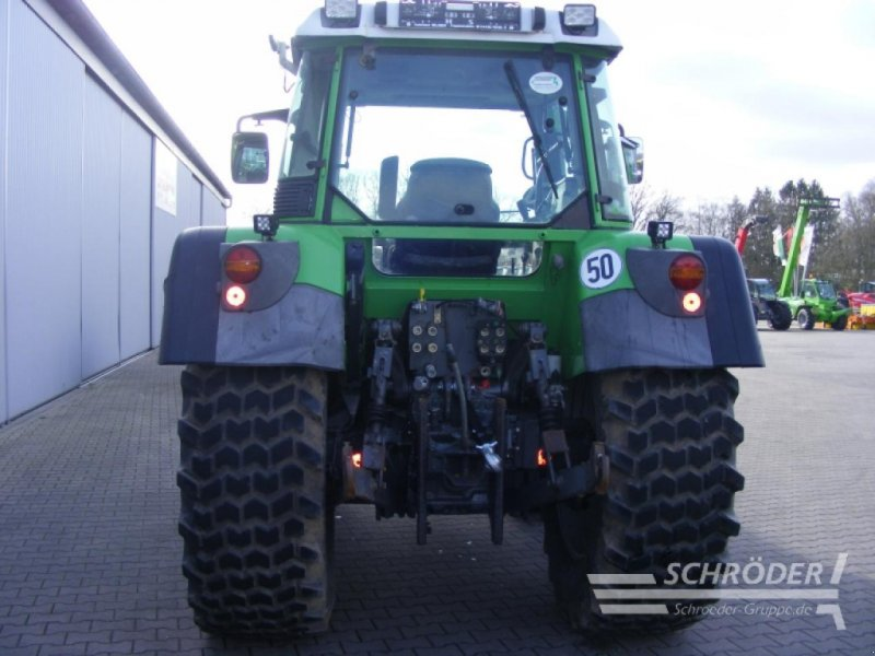 Traktor des Typs Fendt 411 Vario, Gebrauchtmaschine in Lastrup (Bild 4)