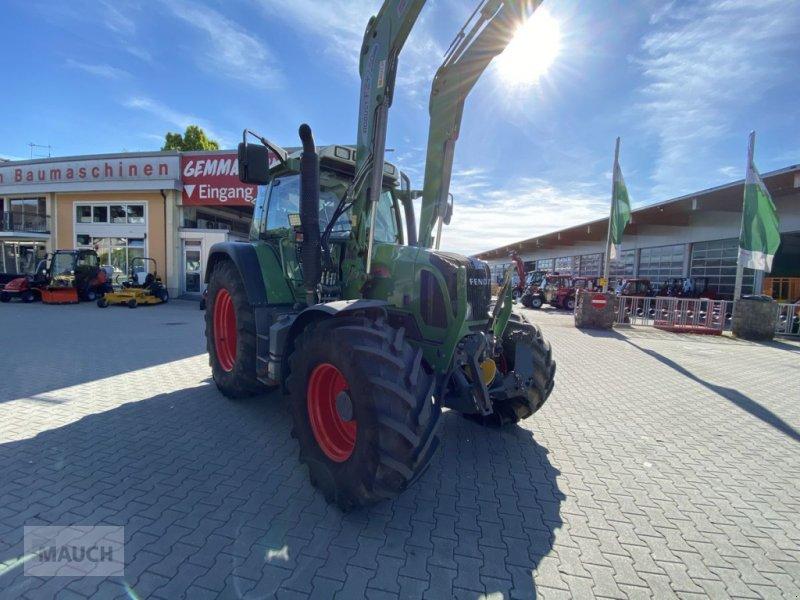 Traktor tip Fendt 411 Vario, Gebrauchtmaschine in Burgkirchen (Poză 1)