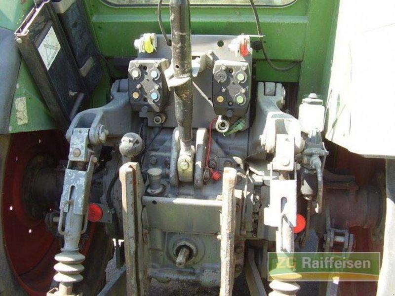 Traktor des Typs Fendt 411 Vario, Gebrauchtmaschine in Weil am Rhein-Haltingen (Bild 4)